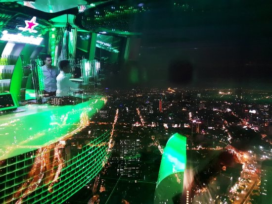 BItexco Tower - Things to do in Ho Chi mInh city at night