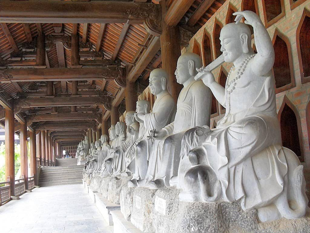 Bai Dinh Pagoda - Ninh Binh Attractions