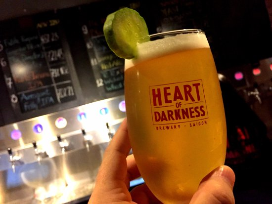 craft-beer-in-saigon - Things to do in Ho Chi Minh City at night