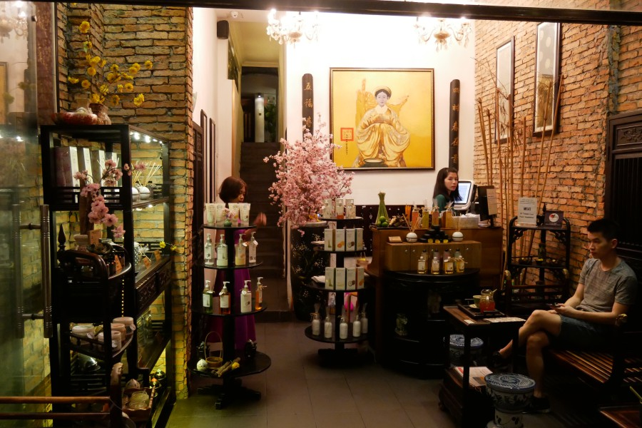 Temple Leaf Spa and Massage in Ho Chi Minh City