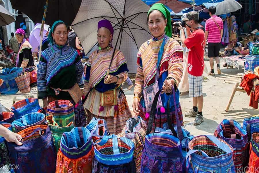 Bac Ha Market - things to do in Sapa for 3 days