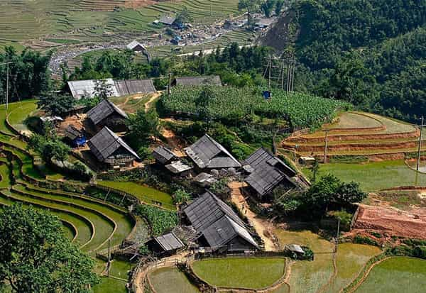 Ta Van Village - Thing to do in Sapa for 3 days