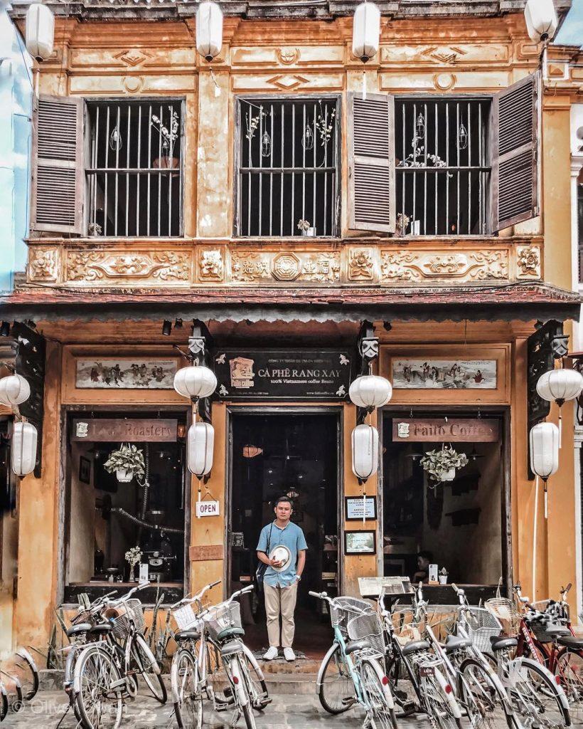 Faifo Coffee - Hoi An Itinerary 2 days