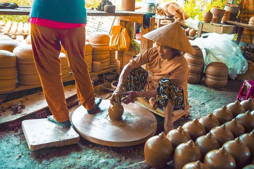 hanh Ha Pottery - Hoi an itinerary