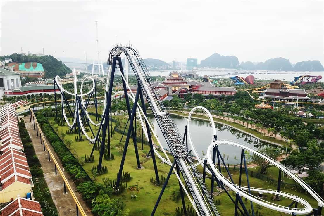 Sun world Halong - Dragon Park