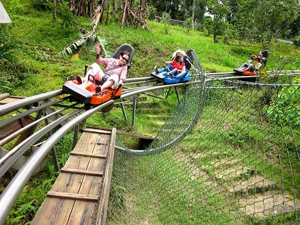 Dalat - Datanla Waterfall - Coaster