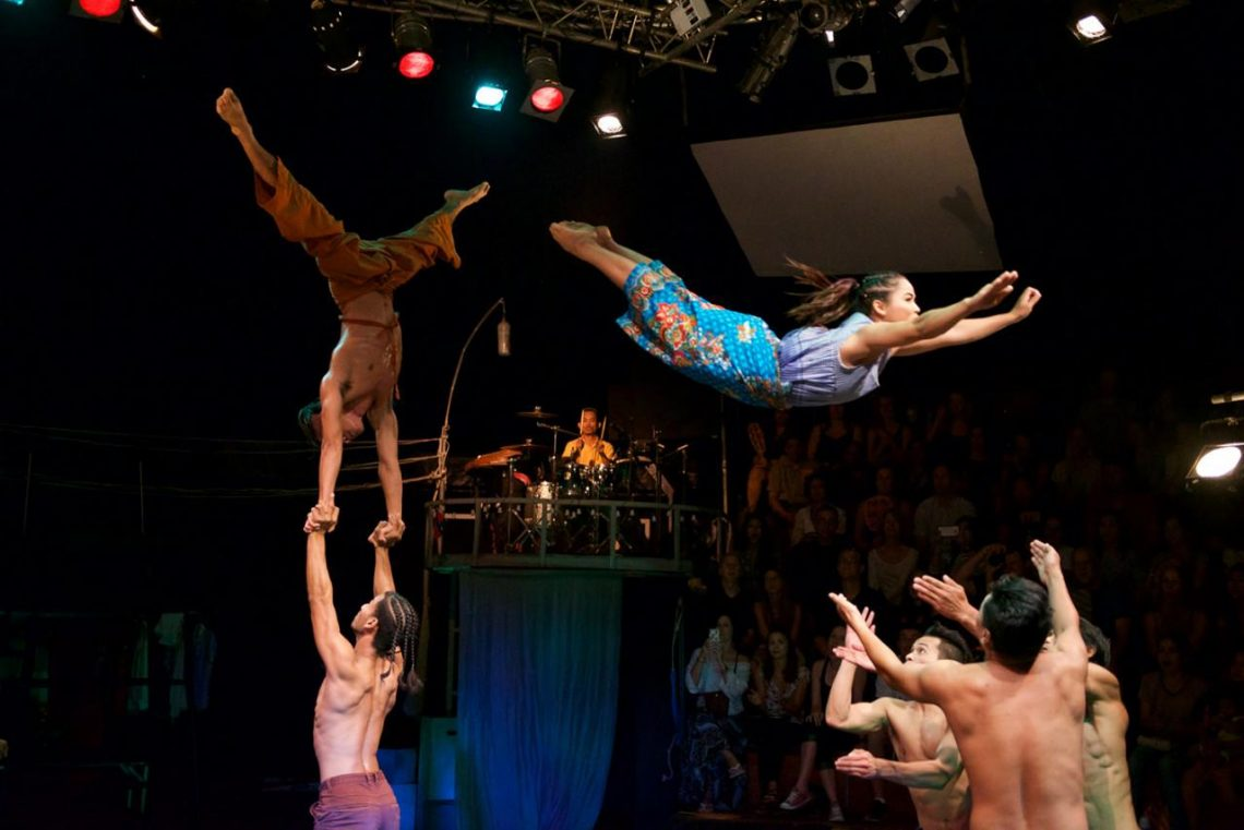 Phare - the cambodian circus in Siem reap