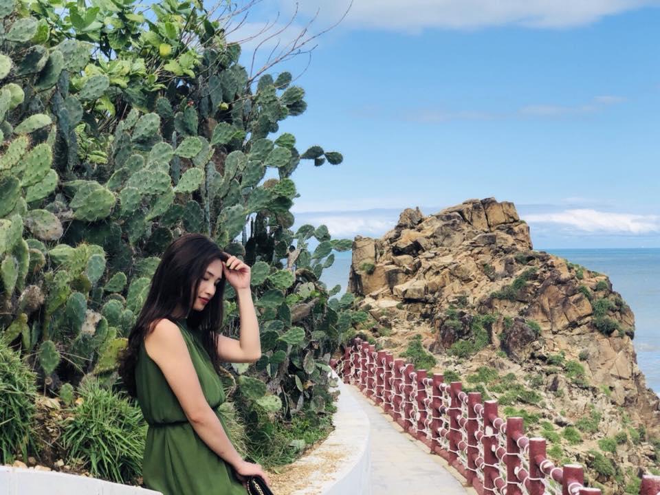 Quy Nhon - Eo gio - Vietam in August