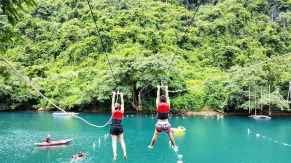 Quang binh - Suoi moc - Best places to visit Vietnam in August