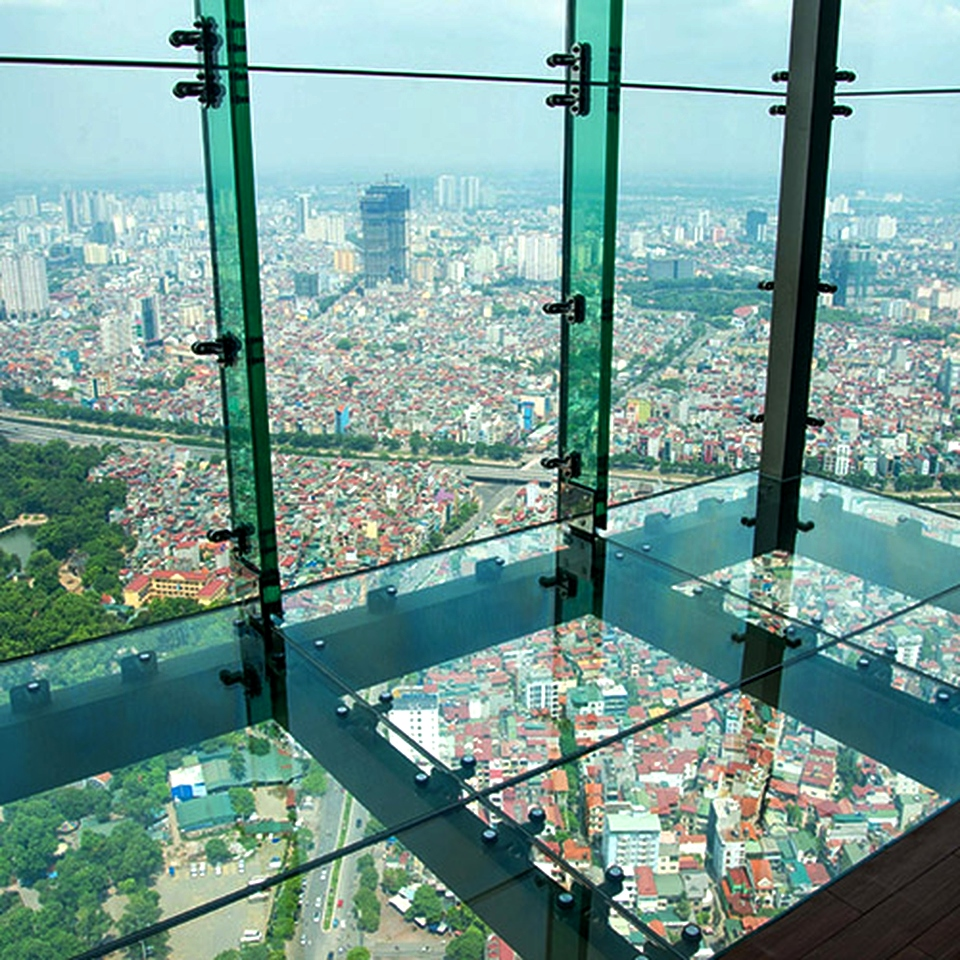 Lotte Hanoi Observation Deck Price Ticket