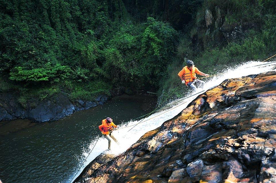 Da lat - Datanla Waterfall - Da Lat Canyoning