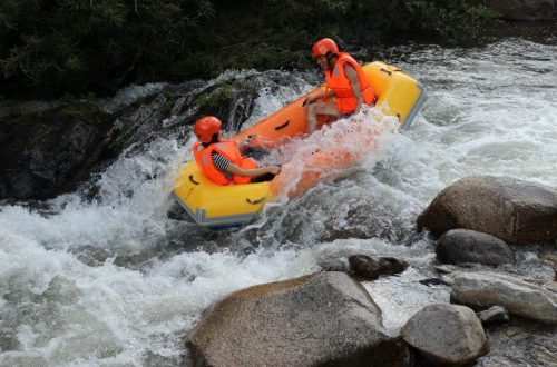 Da lat - Datanla Waterfall - Kayak